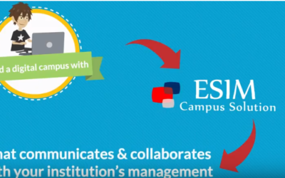 ESIM Campus Solution has got an opportunity to showcase its strengths in International Cloud Connect Conference