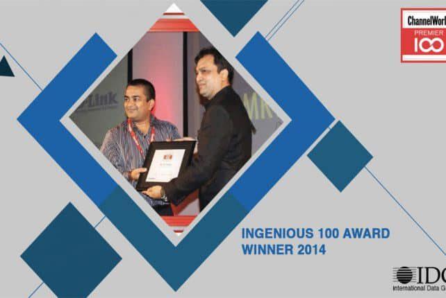 Winner of IDG Premier 100 Award